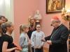 Spotkanie u ks. kard. Stanisława Dziwisza (fot. Tadeusz Warczak)