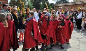 Sobota 27 sierpnia b.r. - Pielgrzymka do Kalwarii i wyprawa do Parku Rozrywki w Inwałdzie dla ministrantów, lektorów, scholi i oazy