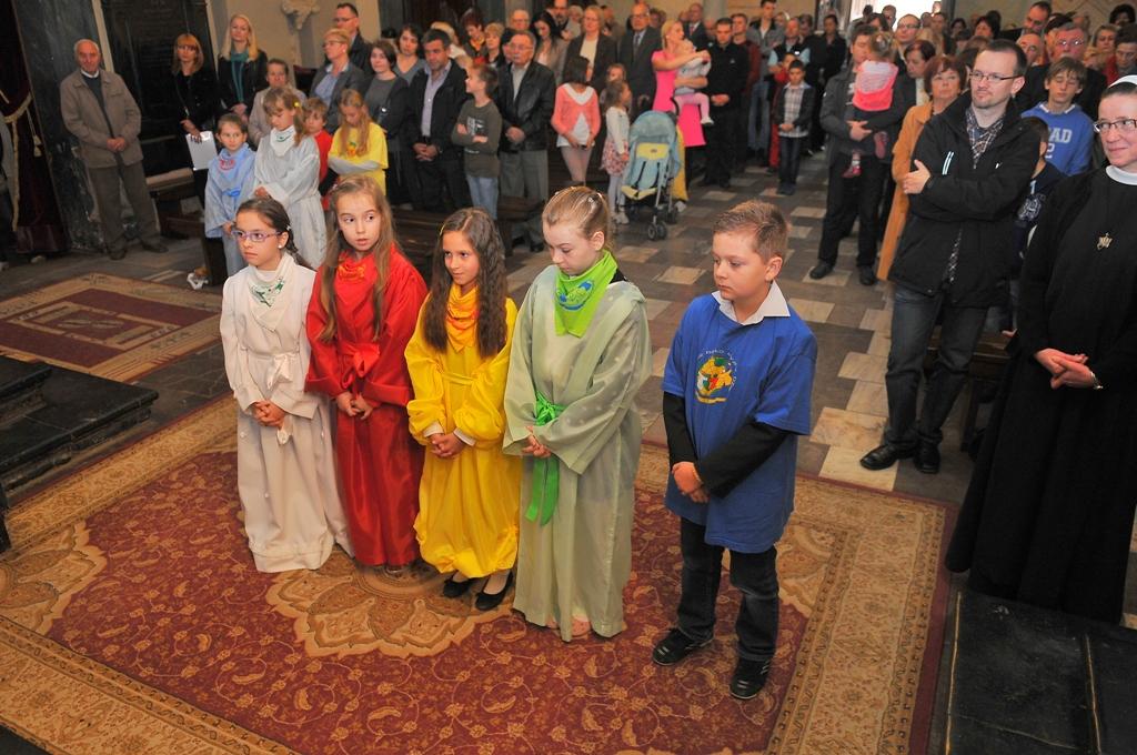 Niedziela Misyjna w naszej parafii