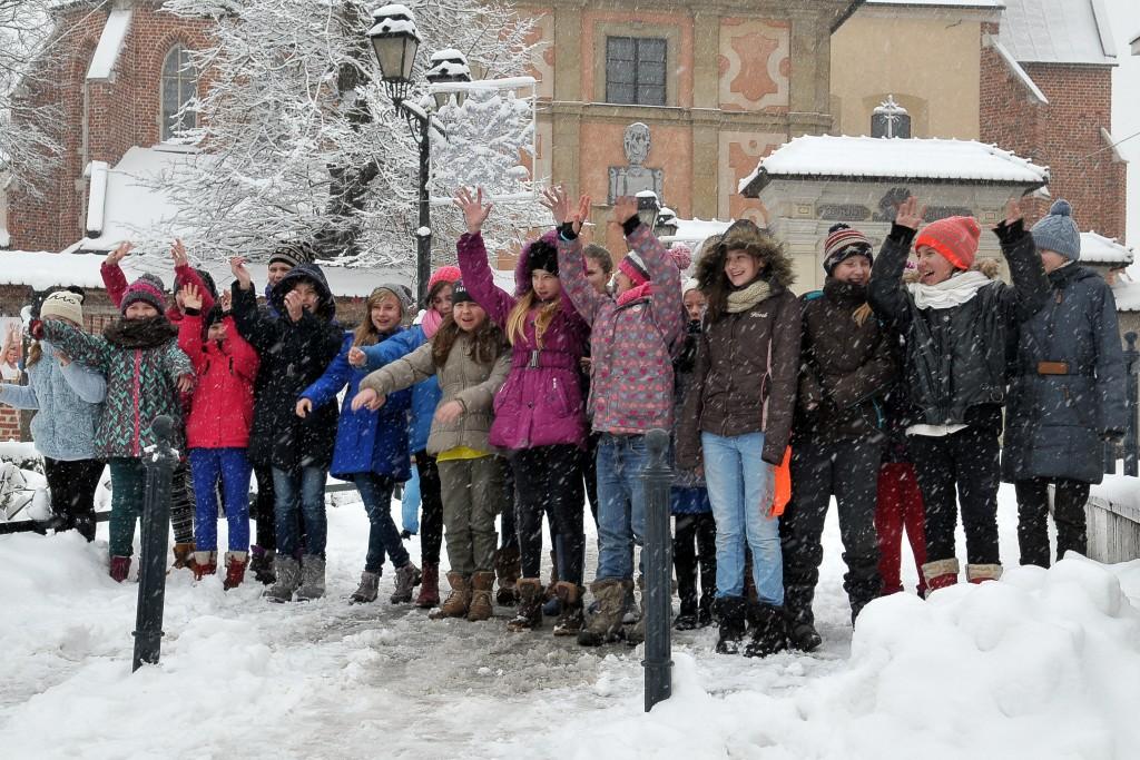 Schola zaprasza na Światowe Dni Młodzieży