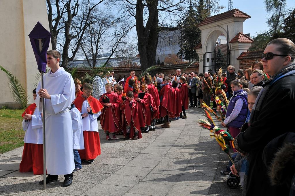 6. Niedziela W. Postu - Palmowa, 29. marca 2015 r.
