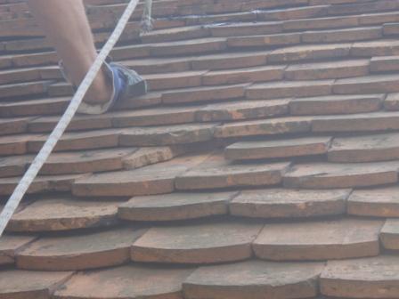 Stan dachu naszego kościoła