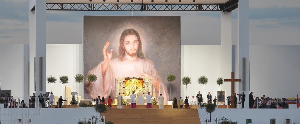 Nabożeństwa czerwcowe codziennie po Mszy św. wieczornej o 18.00