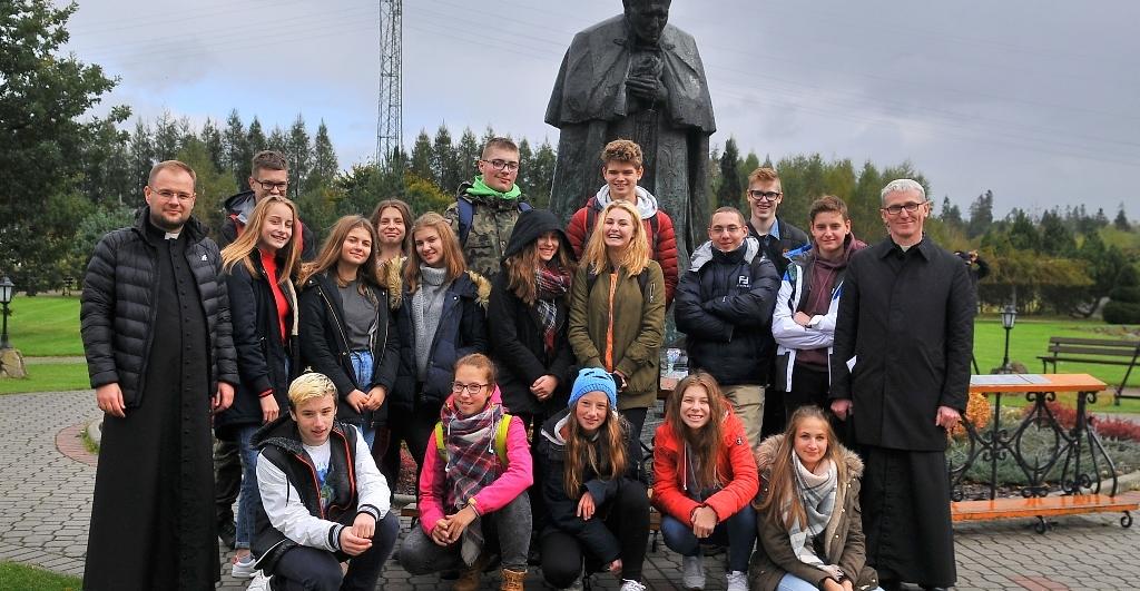 Uczestniczyliśmy w Różańcu Do Granic