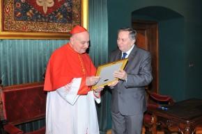 Kardynał w Niepołomicach