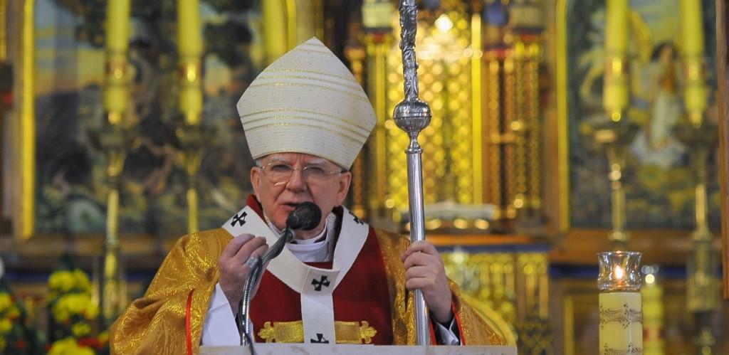 Błogosławieństwo Arcybiskupa Metropolity Krakowskiego