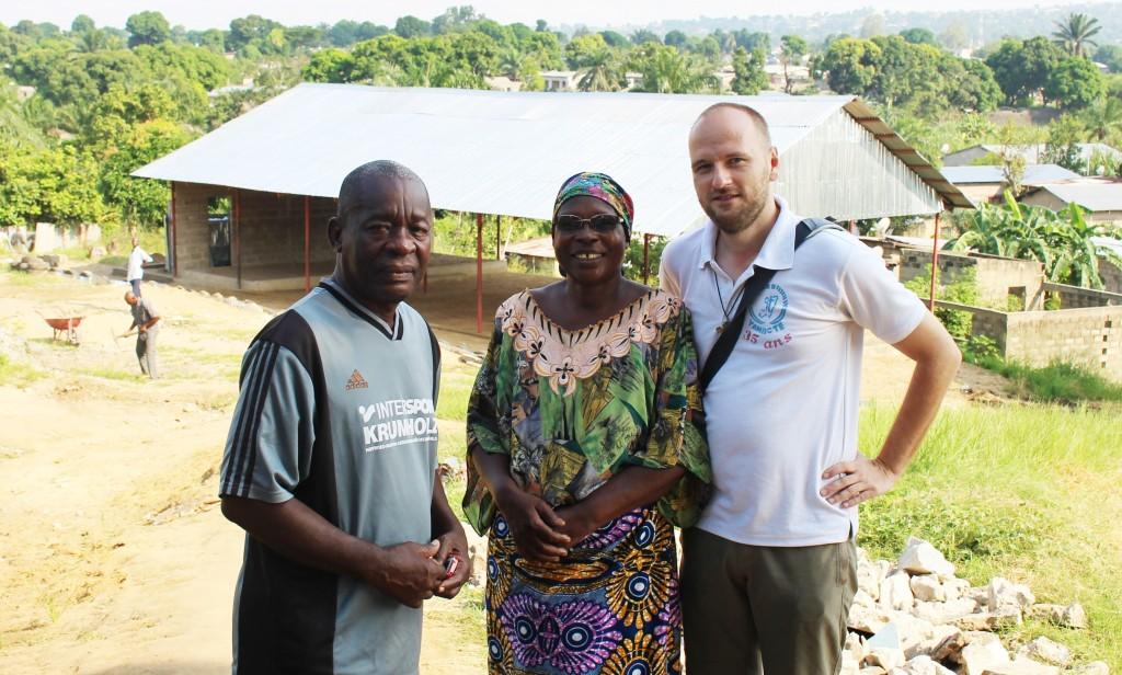 Misjonarz z Brazzaville