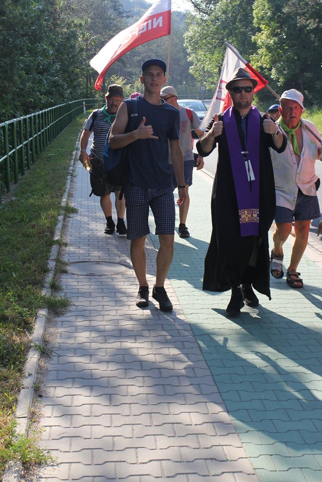 Pielgrzymka Duchowa z Niepołomic na Jasną Górę - 6-11 sierpnia 2020 r. - mysli na Pielgrzymkę