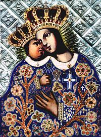 Rodziny pielgrzymują do Kalwarii Zebrzydowskiej