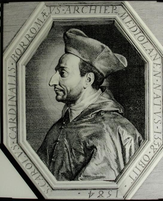 Św. Karol Boromeusz - Rozważania o Eucharystii