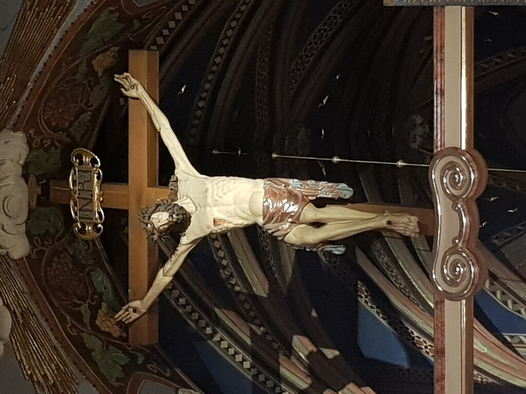 Droga Krzyżowa w Niepołomicach oraz spowiedź św. w Wielkim Poście A.D. 2021